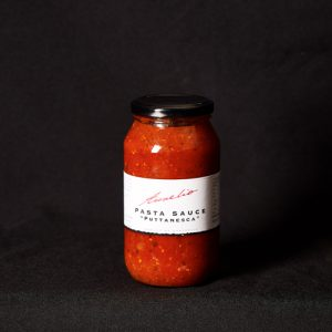 Aurelio Puttanesca Pasta Sauce