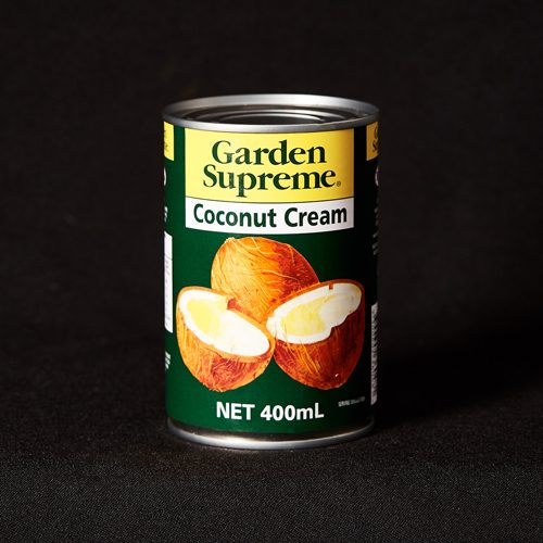 Garden Supreme Coconut Cream