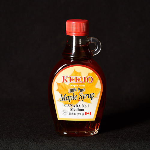 Keejo Pure Maple Syrup