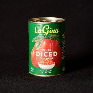 La Gina Italian Diced Tomatoes