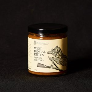 West Bengal Rifles Mango Chutney