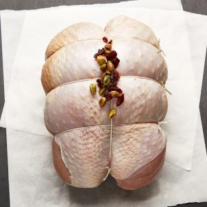 Turkey Breast Roll - Cranberry & Pistachio