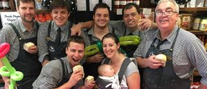 Mother's Day at Millin's Butcher
